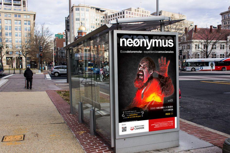 cartel-diseno-grafico-poster-enrique-gonzalez-disenador-neonymus-bus-stop