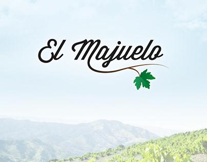 portada logotipo el majuelo