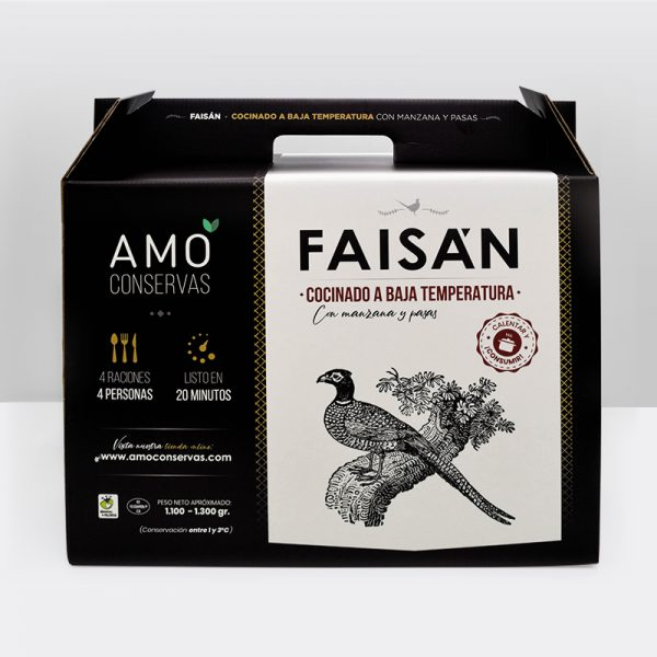 Diseño de caja/packaging Amo conservas 3